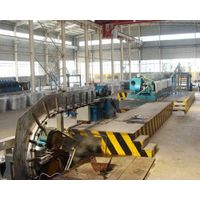 Aluminum rod continuous casting and rolling production line thumbnail image