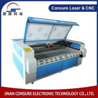 Cloth/Fabric Laser Cutting Machine with auto feed device thumbnail image