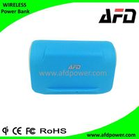 mobile phone speaker with wirelss charger inside