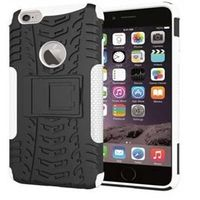 Rugged Grenade Holster Clip Stand Tough Case Combo Cover for Apple Iphone 6 Plus thumbnail image