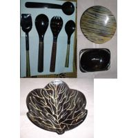 Horn Handicraft Cutlery