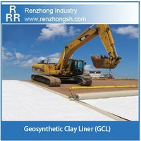 natural sodium bentonite clay liner GCL manufacturer