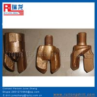 coal mining drill bit for auger rod,twist rod