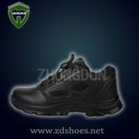 NEW DESIGN Breathable Black Army Boots/Military Combat Boots Women/Man