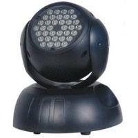 30w LED moving head light/Vesitian RGB rotated lgiht /