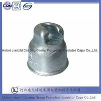 High Voltage Porcelain Anti Fog Disc Suspension Insulator (Xhp-70) with IEC as Bs Approved