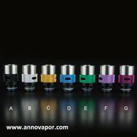 Anno Vapor Adjustable Air Flow Drip Tip