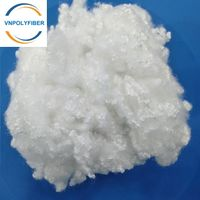 Polyester Staple Fiber Hollow Conjugated Siliconised 7D 51MM thumbnail image