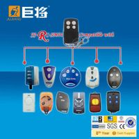 Compatible with NICE, BFT,DEA, FAAC etc.12 brands remote control for Garage Door JJ-RC-SM01