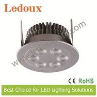 6w recessed led downlight wall washer