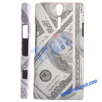 NEW US Dollar $100 Cash Money Case for SONY ERICSSON Xperia S /Xperia Arc HD LT26i Hard Case Cover