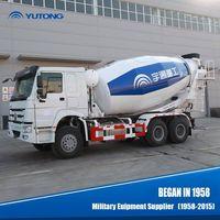 YUTONG Concrete Mixer truck cement truck