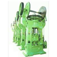 Double-tray Grinding Pressing Machine