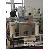 PLC Fully Automated Transformer Oil Purification machine