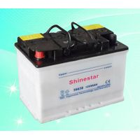 Export DIN66 12V 66AH Automobile battery