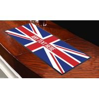 Wholesale rubber UK logo bar mat