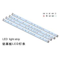 LED light source lamp aluminum plate width 10mm length 500mm