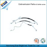Universal automotive parts air conditioning pipe assembly