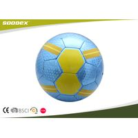 Metal PVC Soccer Ball In Official Size 5 thumbnail image