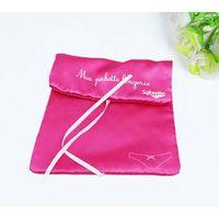 satin travel storage bag for underwear thumbnail image