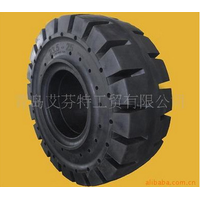 Forklift Solid Tyre10.00-20 1600-25 Forklift Solid Tires, Trailer Tire thumbnail image