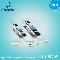 Alarm display holder security mobile phone display stand