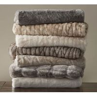 100% polyester faux fur fabrics made in South Korea thumbnail image