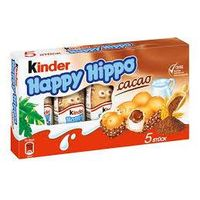 Kinder Happy Hippo Cacao (5x 20,7g) thumbnail image