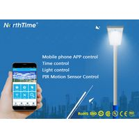 9000lm Outdoor Solar Powered LED Street Lights With Lithium 12V 60AH Battery thumbnail image
