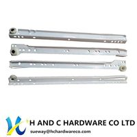 Soft Closing Powder Coating Drawer Slide thumbnail image