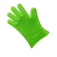 Hot Selling Best Design MakeUp Brush Cleaning Glove Silicone Material- 100% Genuine