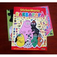 Soft Hardcover  children Book,Glossy Lamination,8pp sticker,300gsm C2S (art paper) +213mm flaps thumbnail image