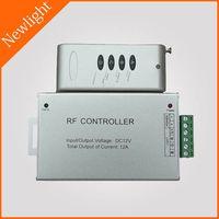 4 keys RGB RF LED Controller / Dimmer 12A DC 12V-24V thumbnail image