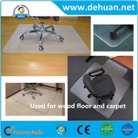 Office Chair mat for wood floor and carpet