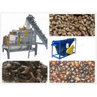 (1000 kg/h)Large Palm Nuts Shelling and Separating Machine