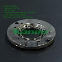 High Precision Custom Made CNC Machining/Machined Aluminum/Steel/Copper/Brass Parts OEM & ODM Servic