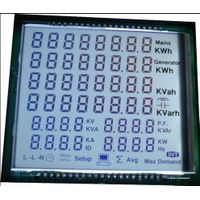 energy meter lcd custom lcd display