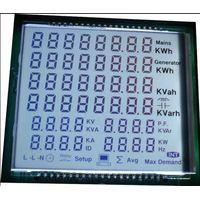 energy meter lcd custom lcd display