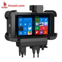 "Rugged Windows Tablet Car Holder Bracket RS232 USB IP67 Extrem Waterproof 8"" Touch 1280x800 HDMI thumbnail image"
