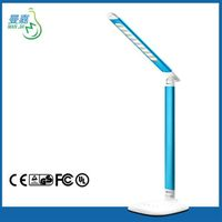 Manjia Gooseneck Foldable Dimmable LED Table Lamp With LCD Screen