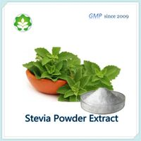 chinese supplier stevia sweetleaf powder extract p.e