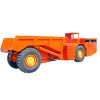 China underground Dump truck for mining
