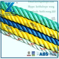 3 Strand Twisted PP Rope