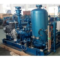LYD400 series chlorine gas liquid ring compressors