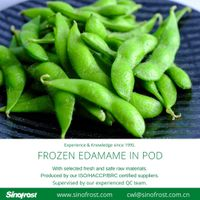 Frozen IQF Edamame/Frozen IQF Green Soybean thumbnail image