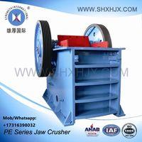 Mining Equipment Metallurgy Machinery PE Series Jaw Crusher