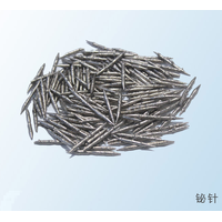 Best price bismuth needle solid form metallurgy/Granule Bismuth Needle