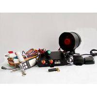 GSM/GPRS/GPS Car Alarm System(two way)