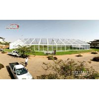 30x60m Clear Party Tent for 1500 People Parties