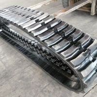 Rubber Tracks for Excavator Machinery Parts 42010050